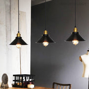 Vintage Umbrella Pendant Lamp
