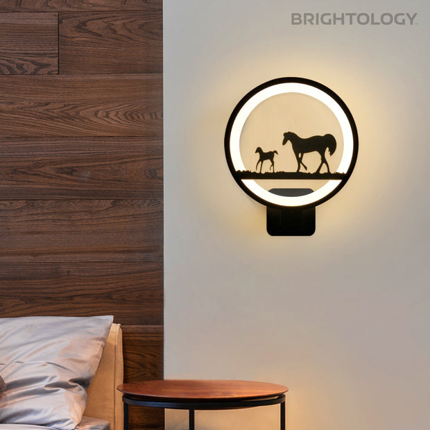 Scenic Wall Art Lamp