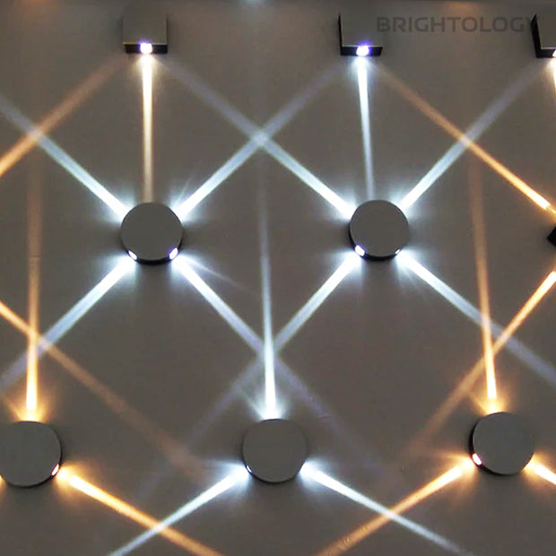 Beam Art Wall Lamp