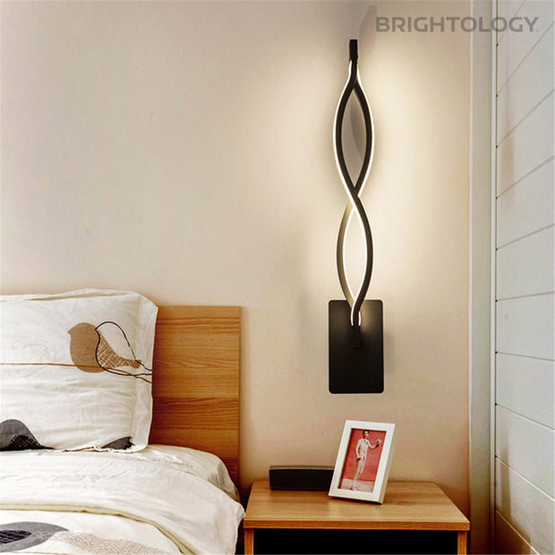 Slim Infinity Wall Lamp