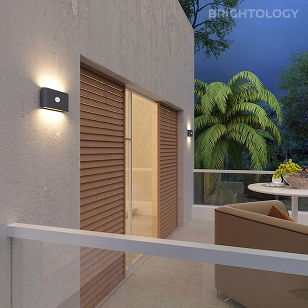 Motion Sensor Slim Light