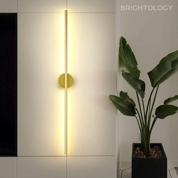Angular Wall Lamp