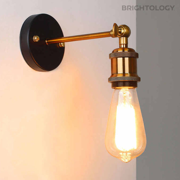 Industrial Vintage Wall Sconce