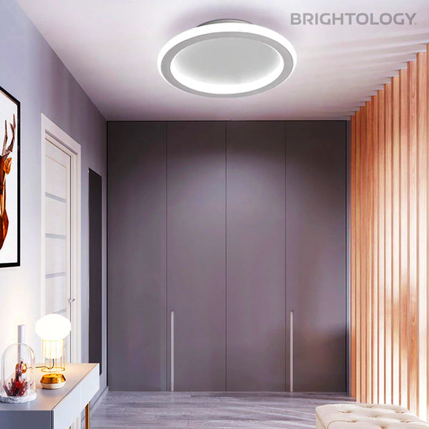 Luxe Circular Ceiling Light