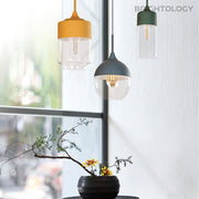 Color Drop Pendant Light