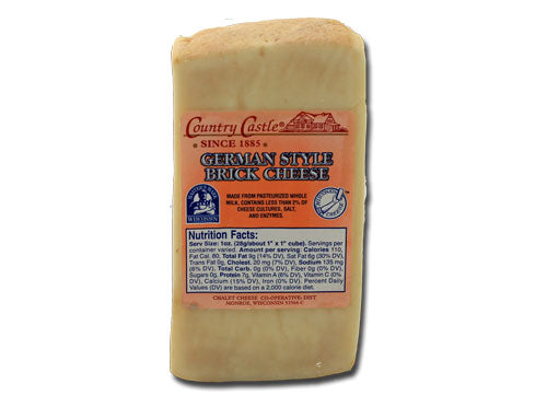 Brick German Cheese