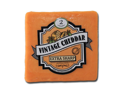 Cheddar Cheese 2 Year Aged Extra Sharp