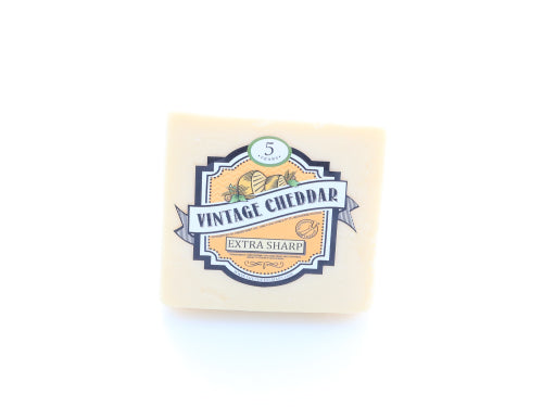 Cheddar 5 Year Extra Sharp White