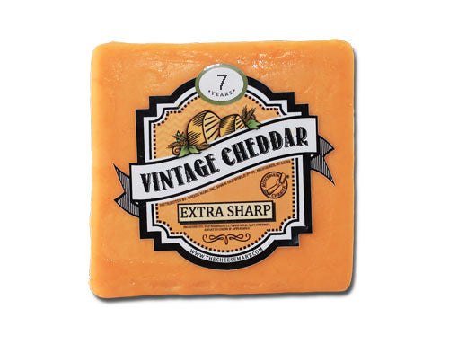 Cheddar 7 Year Extra Sharp