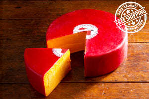 Hoop Cheese Wheel 22lbs - Unavailable until mid-November