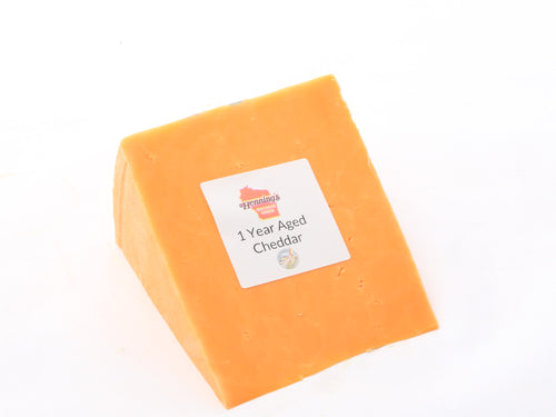 Cheddar 1 Year Aged Wedge