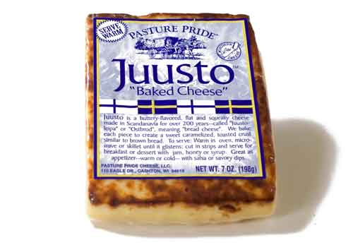 Juusto Baked Bread Cheese