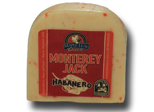 Monterey Jack Cheese with Habanero