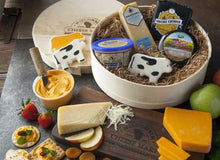 Load image into Gallery viewer, Cheese Box Sampler Gift Box