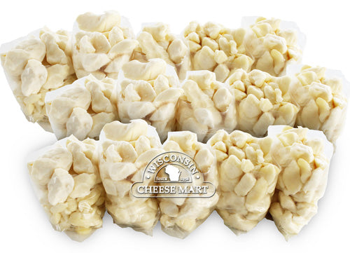 Cheddar Cheese Curds White 15 Pounds - Unavailable until November