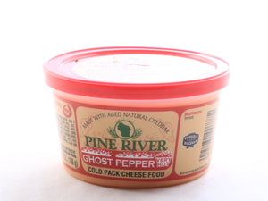 Ghost Pepper Cheese Spread