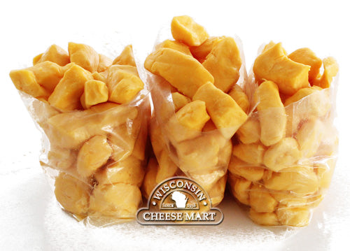 Cheddar Cheese Curds Yellow 3 Pounds