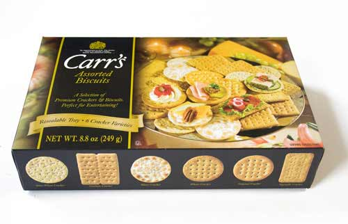 Carrs Assorted Biscuits for Cheese