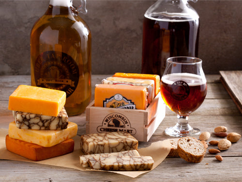 Beer Cheese Gift Crate