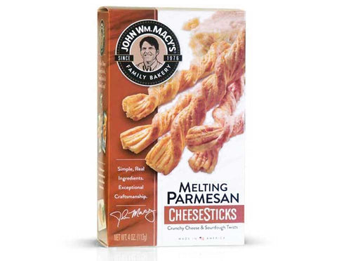 Parmesan Cheese Sticks