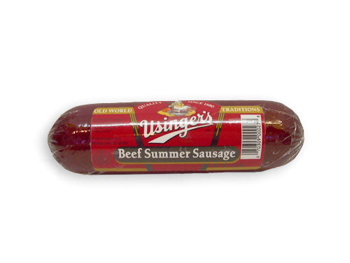 Summer Sausage All Beef 12oz