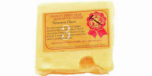Hook's Three Year Aged Swiss Cheese