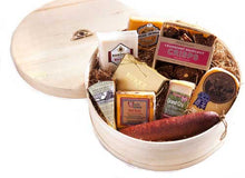 Load image into Gallery viewer, Wisconsin Indulgence Gift Basket - Unavailable until mid-November