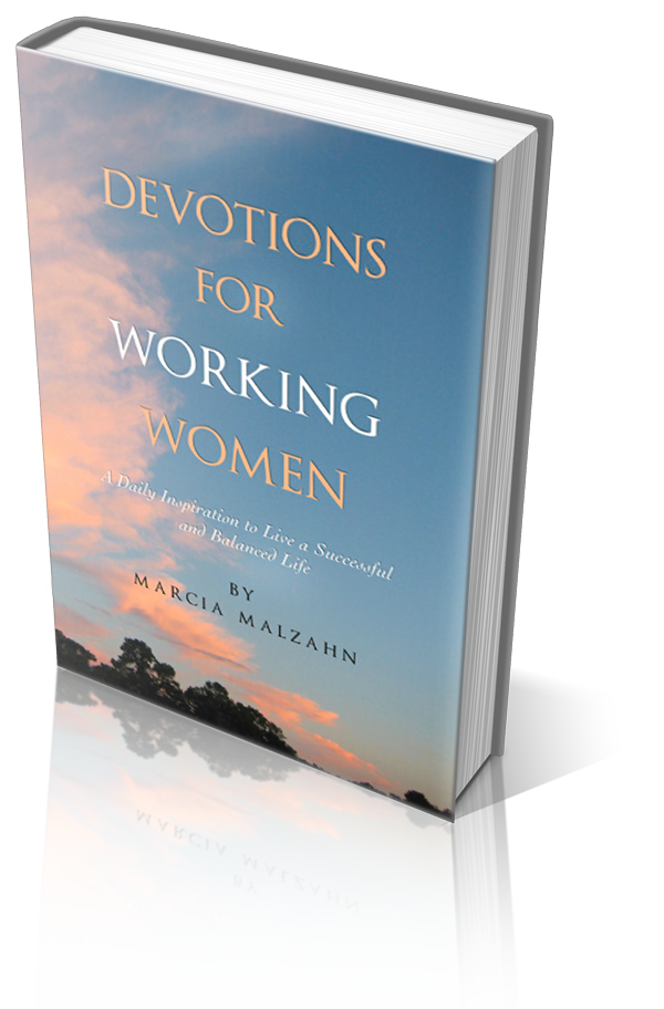 Devotions For Working Women Book Cover