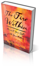Load image into Gallery viewer, The Fire Within 3D - Marcia Malzahn