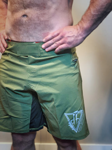 "Men's ""Only the Strong"" Shorts"