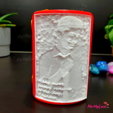 Personalized Potrait 3D lamp