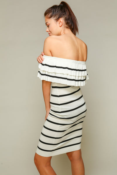 Layla Off Shoulder Dress