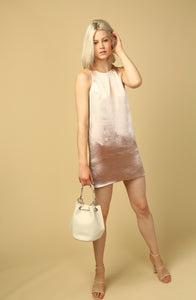 Lena Sleeveless Mini Dress