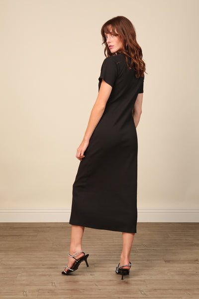 Zula Rib Knit Dress