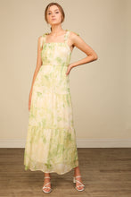 Load image into Gallery viewer, Palm Maxi Dress