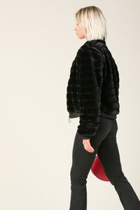 Aspen Faux Fur Jacket