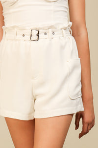 Day Break Belted Shorts