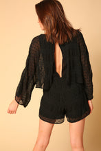 Load image into Gallery viewer, Juliet Cape Romper