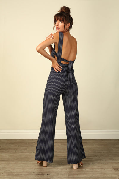 Torri Square Neck Jumpsuit