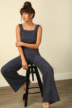 Load image into Gallery viewer, Torri Square Neck Jumpsuit