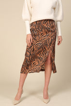 Load image into Gallery viewer, Liv Midi Half Slip Skirt