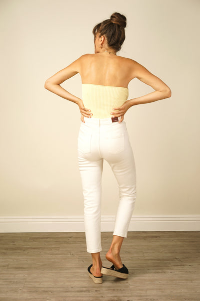 Lorina Sweater Tube Top