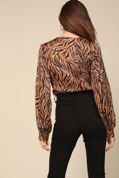 Liv Wrap Around Top