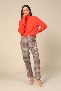 Quinn Side Contrast Pants
