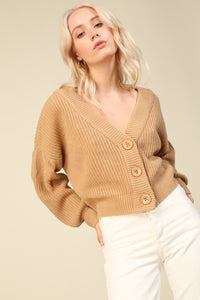 Walnut Cardigan