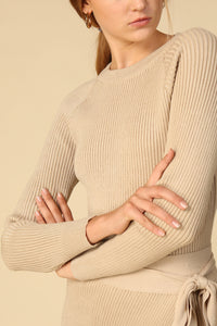 Alysa Sweater Set Top