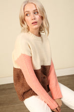 Load image into Gallery viewer, Middleton Color Block Sweater