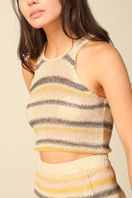 Load image into Gallery viewer, Summer Nights Sweater Tank Top