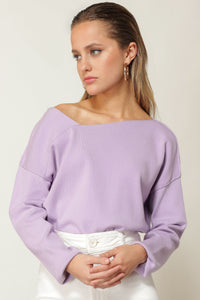 Favorite Off Shoulder Sweater