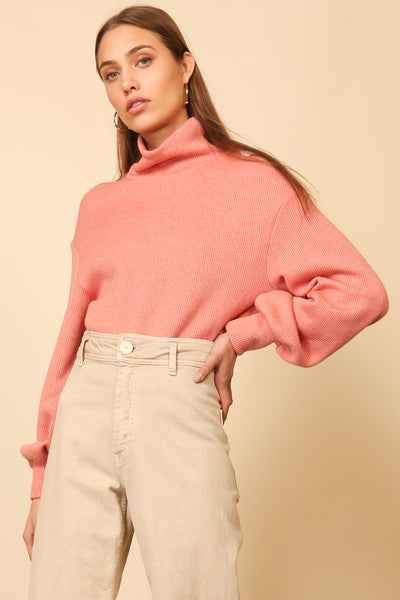 GIGI TURTLENECK TOP